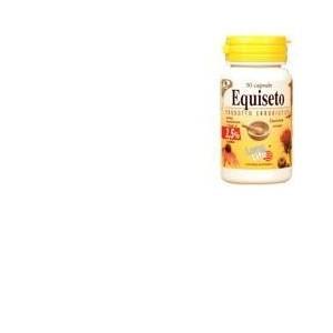 Longlife Equiseto 2,5% 50 Capsule Vegetali