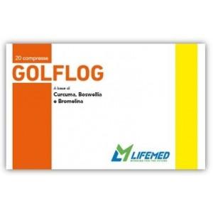 Golflog 20 Compresse
