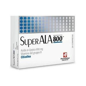 Superala 800 20 Compresse