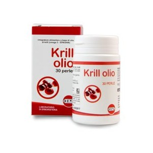Krill Olio 30 Perle