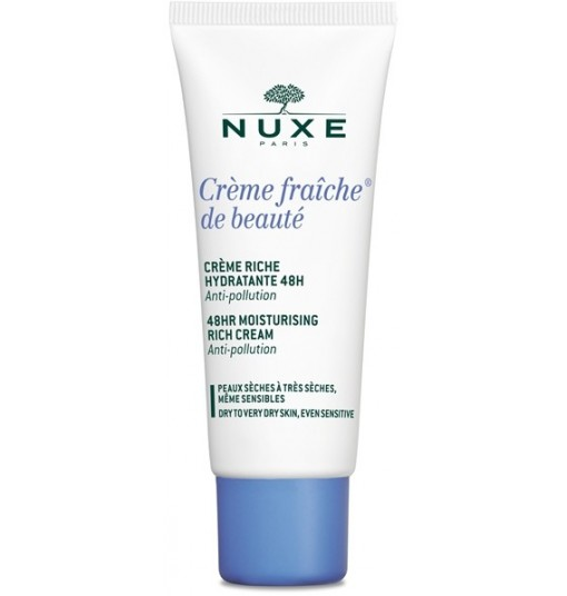 Nuxe Cr Fraiche Riche Nour30Ml