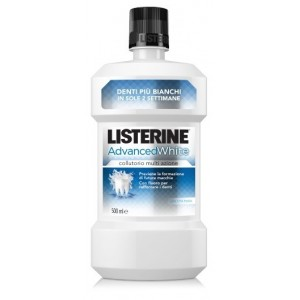 Listerine Advance White 500 Ml