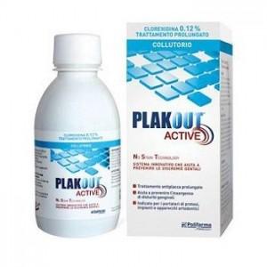 Plak Out Active Clorexidina 0,20% Collutorio 200 Ml