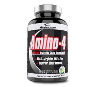 Amino-4 Complex 200 Compresse