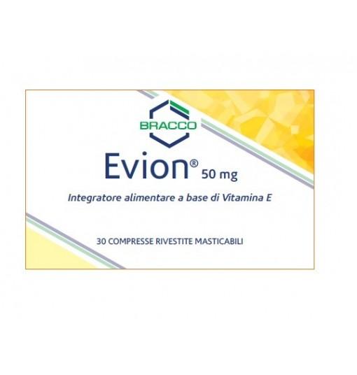 Evion 30 Compresse Rivestite Masticabili