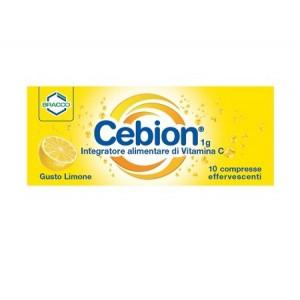 Cebion Effervescente Vitamina C Limone 10 Compresse