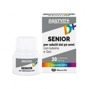 Dailyvit+ Senior Multivitaminico E Multiminerale 30 Compresse