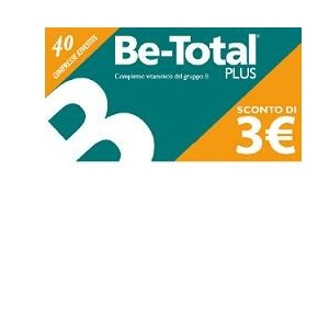Be-Total 40 Compresse Promozione