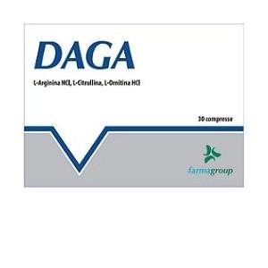 Daga 30 Compresse