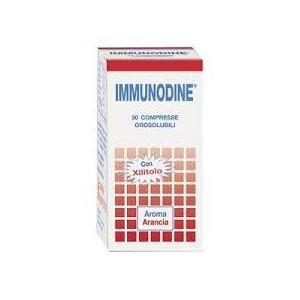 Immunodine 30 Compresse