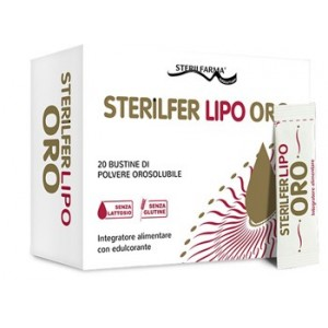 Sterilfer Lipo Oro 20 Bustine