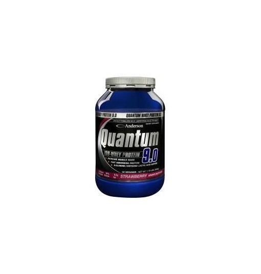 Quantum 9.0 Fragola Di Bosco 2000G