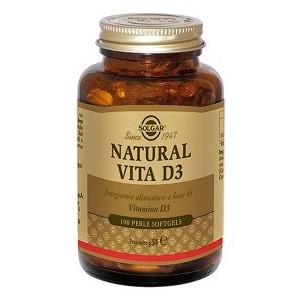 Natural Vita D3 100 Perle