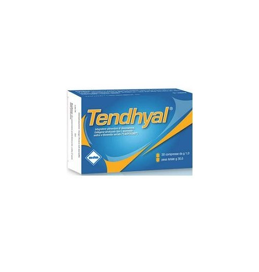 Tendhyal Blister 30 Compresse 30 G