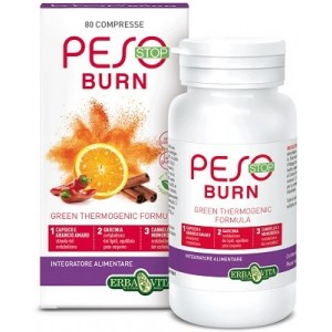 Offerta Speciale Peso Stop Burn 80 Compresse
