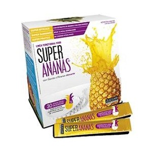Super Ananas 30 Bustine Stick Pack 10 Ml