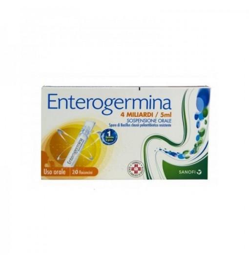 Offerta Speciale Enterogermina Os 20Fl 4Mld 5Ml