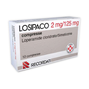 Offerta Speciale Losipaco 12Cpr 2Mg+125Mg
