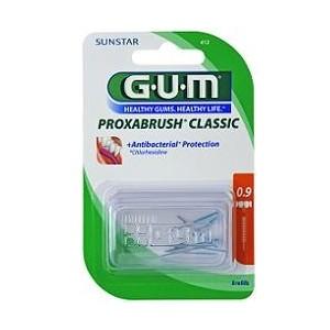Gum Proxabrush Classic 412 Scovolino Interdentale 8 Pezzi