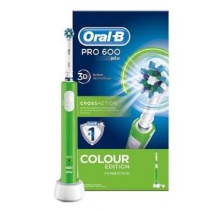 Oralb Pc 600 Verde Crossaction