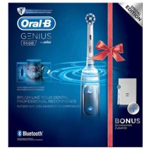 Oralb Power Genius 8600 Silver