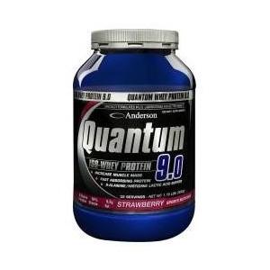 Quantum 9.0 Fragola Di Bosco 800G