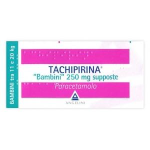 Tachipirina Bb 10Supp 250Mg