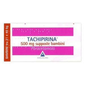 Tachipirina Bb 10Supp 500Mg