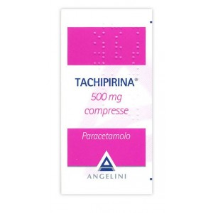 Offerta Speciale Tachipirina 20Cpr 500Mg