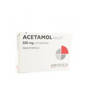 Offerta Speciale Acetamol Ad 20Cpr 500Mg