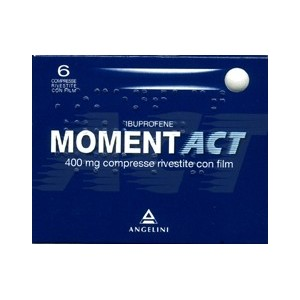 Offerta Speciale Momentact 6Cpr Riv 400Mg