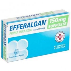 Offerta Speciale Efferalgan 10Supp 150Mg