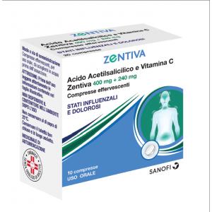 Acido Acetils Vit C Zen 10Cpr