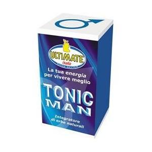 Tonic Man 80 Capsule Barattolo 67 G