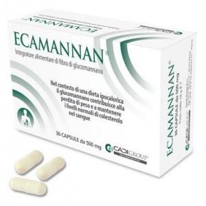 Offerta Speciale Ecamannan 36 Capsule 500 Mg