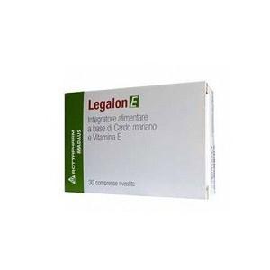 Legalon E 30 Compresse Rivestite Con Film