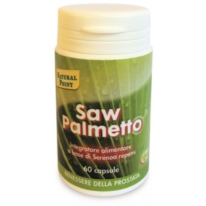 Saw Palmetto 60 Capsule Vegetali