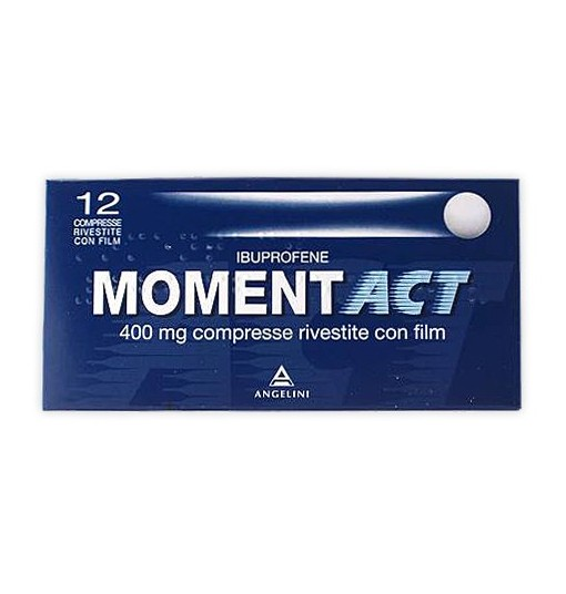 Offerta Speciale Momentact 12Cpr Riv 400Mg