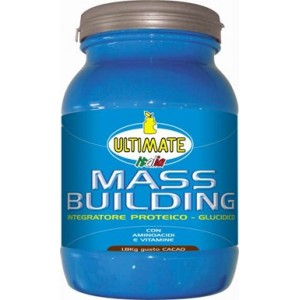 Ultimate Mass Building Cacao 1,8 Kg 1 Pezzo