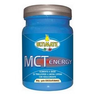 Ultimate Mct Energy Cioccolato Bianco 350 G
