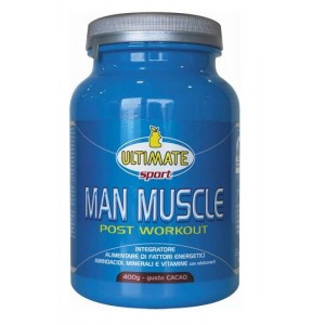 Ultimate Man Muscle Post-Workout Cacao