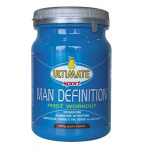 Ultimate Man Definition Post-Workout Cacao