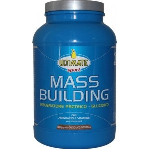Ultimate Mass Building Nocciola 1,8 Kg