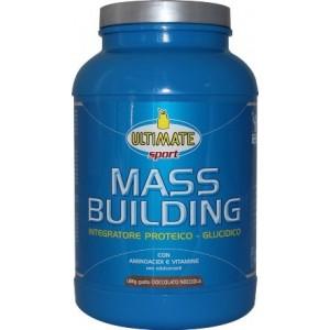 Ultimate Mass Building Nocciola 1,8 Kg