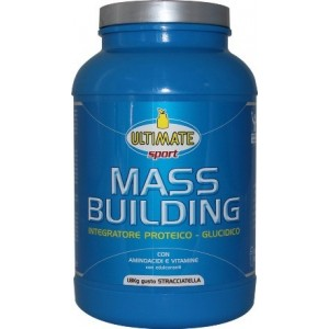Ultimate Mass Building Stracciatella 1,8 Kg