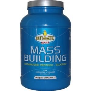 Ultimate Mass Building Stracciatella 1,8 Kg