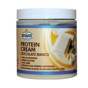 Ultimate Protein Cream Cioccolato Bianco 250 G