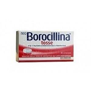 Offerta Speciale Neoborocillina Tosse 20Pastl