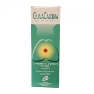 Guaiacalcium Complex Scir200Ml