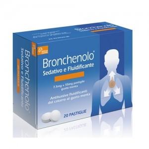 Bronchenolo Sed Fluid 20Pastl